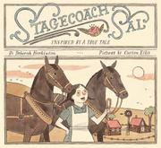 STAGECOACH SAL by Deborah Hopkinson