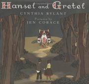 HANSEL AND GRETEL by Cynthia Rylant