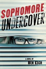 SOPHOMORE UNDERCOVER by Ben Esch