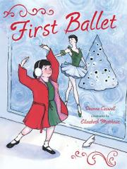 Book Cover for FIRST BALLET