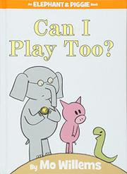 Book Cover for CAN I PLAY TOO?