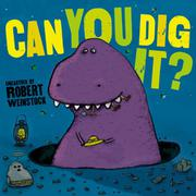 Cover art for CAN YOU DIG IT?