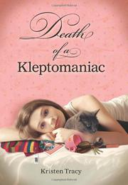 Book Cover for DEATH OF A KLEPTOMANIAC