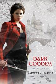 DARK GODDESS by Sarwat Chadda