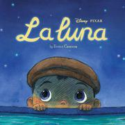 Book Cover for LA LUNA