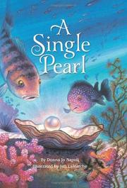 A SINGLE PEARL by Donna Jo Napoli