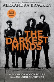 Cover art for THE DARKEST MINDS