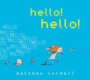 Cover art for HELLO! HELLO!