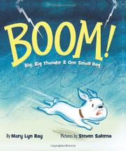Cover art for BOOM!