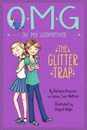 Cover art for THE GLITTER TRAP
