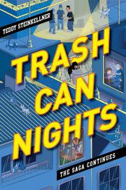 TRASH CAN NIGHTS by Teddy Steinkellner