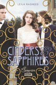 Book Cover for CINDERS & SAPPHIRES