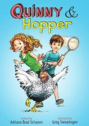 QUINNY & HOPPER by Adriana Brad Schanen