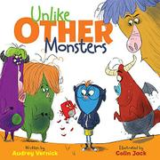 UNLIKE OTHER MONSTERS by Audrey Vernick