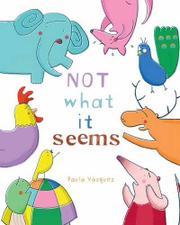 NOT WHAT IT SEEMS by Paula Vásquez