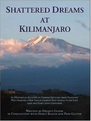 SHATTERED DREAMS AT KILIMANJARO by Helmut  Glenk