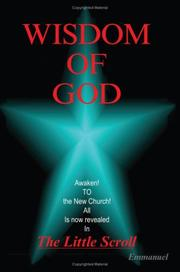 WISDOM OF GOD by Emmanuel