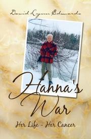 HANNA'S WAR by David Lynn Edwards