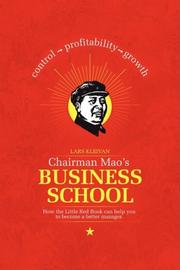 CHAIRMAN MAO'S BUSINESS SCHOOL by Lars Kleivan