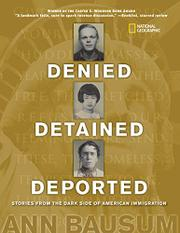 Cover art for DENIED, DETAINED, DEPORTED