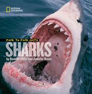 Book Cover for FACE TO FACE WITH SHARKS