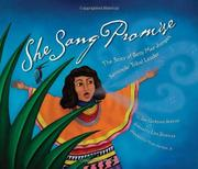 SHE SANG PROMISE by Jan Godown Annino