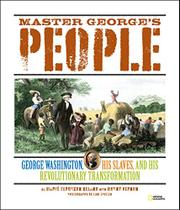 MASTER GEORGE'S PEOPLE by Marfé Ferguson Delano