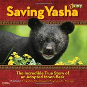 Cover art for SAVING YASHA