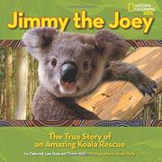 JIMMY THE JOEY by Deborah Lee Rose