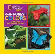 RAIN FOREST COLORS by Janet Lawler