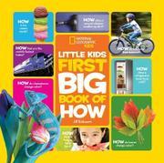 LITTLE KIDS FIRST BIG BOOK OF HOW by Jill Esbaum