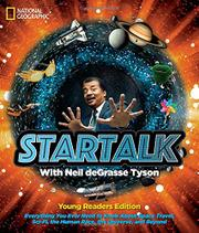 STARTALK YOUNG READERS EDITION by Neil deGrasse Tyson