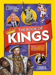 THE BOOK OF KINGS by Caleb Magyar