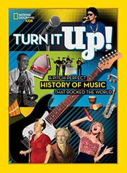 TURN IT UP! by Joel Levy