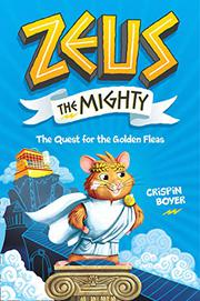 THE QUEST FOR THE GOLDEN FLEAS by Crispin Boyer