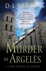 MURDER IN ARGELÈS by D-L Nelson
