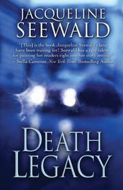 DEATH LEGACY by Jacqueline Seewald