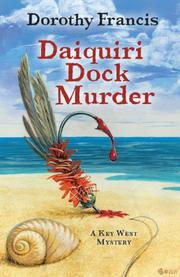 Book Cover for DAIQUIRI DOCK MURDER