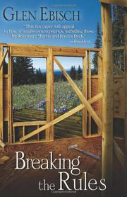 Book Cover for BREAKING THE RULES