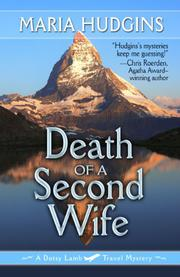 Cover art for DEATH OF A SECOND WIFE