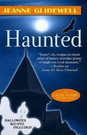 Book Cover for HAUNTED