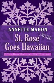 ST. ROSE GOES HAWAIIAN by Annette Mahon