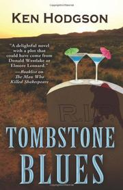 Cover art for TOMBSTONE BLUES