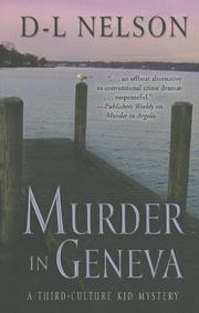 MURDER IN GENEVA by D-L Nelson