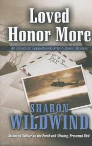 LOVED HONOR MORE by Sharon Wildwind