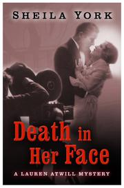 Cover art for DEATH IN HER FACE
