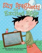 SHY SPAGHETTI AND EXCITED EGGS by Marc Nemiroff
