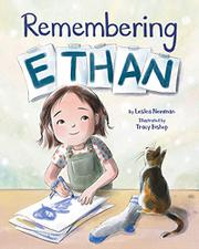 REMEMBERING ETHAN by Lesléa Newman