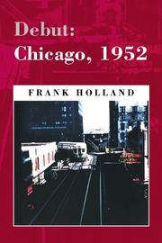 DEBUT by Frank Holland