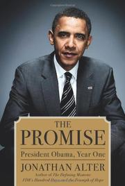 THE PROMISE by Jonathan Alter